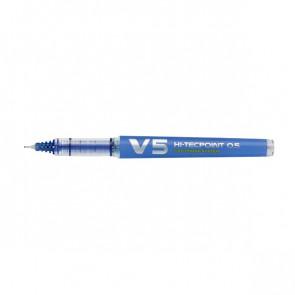 Roller V5 Refillable Pilot blu 0,5 mm 040326