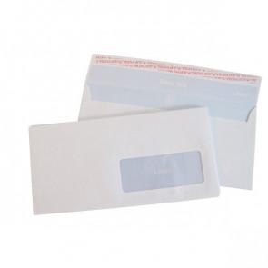 Buste per stampa laser con finestra Pigna strip 11x23 cm 90 g 0220921 (conf.500)