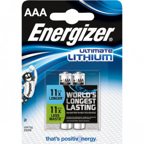 Pile Lithium Energizer AAA 1,5 635225 (conf.2)