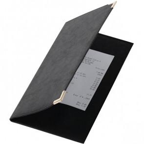Portaconto Securit 23,5x13 cm nero MC-CRBP-BL