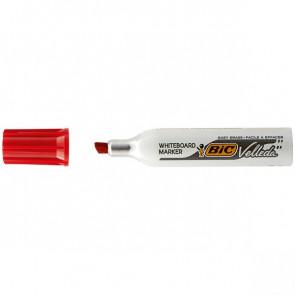 Marcatore Velleda 1781 Bic rosso 3.5-5.5 mm 1199178103