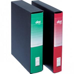 Registratori Dox 5 dorso 5 Protocollo rosso D26511
