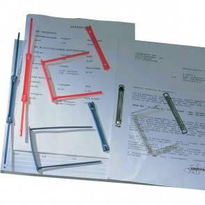 Fermagli Data Clip King Mec blu 000965E (conf.100)