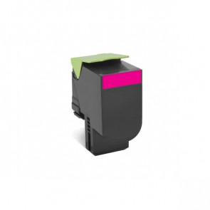 Originale Lexmark 80C2SM0 Toner standard return program 802SM magenta