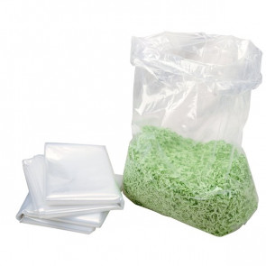 Conf.100 sacchetti in plastica trasparente per Securio B24