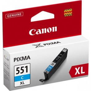 Originale Canon 6444B001 Serbatoio A.R. Chromalife 100+ CLI-551XL C ciano