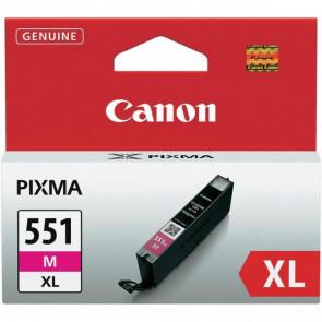 Originale Canon 6445B001 Serbatoio A.R. Chromalife 100+ CLI-551XL M magenta