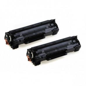 Originale HP CE285AD Conf. 2 toner 8A nero