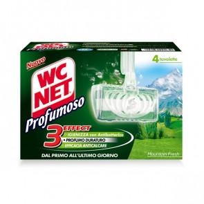 Tavolette solide igiene e profumo Wc Net 4 pz M77802/M74392 (conf.4)