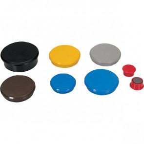 Magneti per lavagne Dahle ø 38 mm nero R955389 (conf.10)