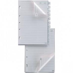 Ricambi Telex Sei Rota ricambi rubriche 15x21 cm 533000 (conf.15)