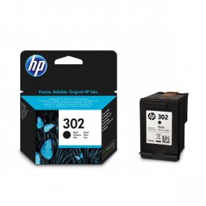 Originale HP F6U66AE Cartuccia inkjet 302  nero
