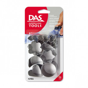Stampi in metallo DAS 344000 (conf.12)
