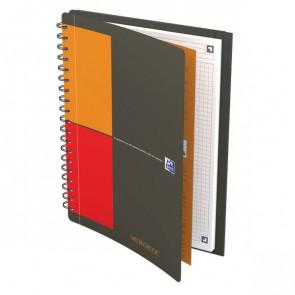 Blocco spiralato Meetingbook International Oxford B5 (18x25 cm) 5 mm 80 400080788