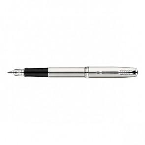Sonnet Stainless Steel Parker Pen stilografica 1 mm S0809220