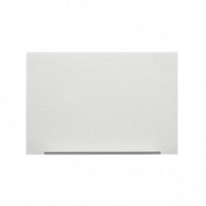 Lavagne magnetiche in vetro linea Diamond Nobo bianco 71,1x126 cm 1905177