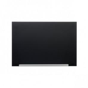 Lavagne magnetiche in vetro linea Diamond Nobo nero 55,9x99,3 cm 1905180