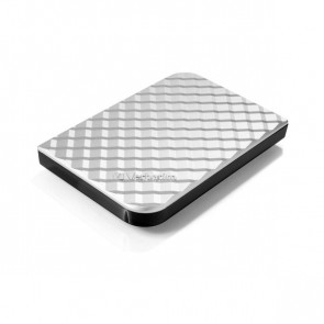 Hard Disk Store'n Go 3.0 Verbatim 1 TB argento 53197