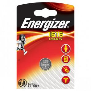 Pile Energizer Specialistiche CR1616 E300163700