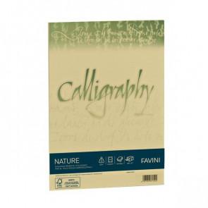 Calligraphy Nature Favini Oliva fogli A4 120 g A69N534 (conf.50)