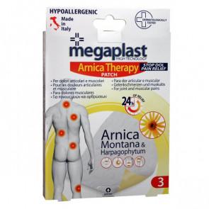 Cerotto per dolori articolari e muscolari Arnica Megaplast PVS MEG003 (conf.3)