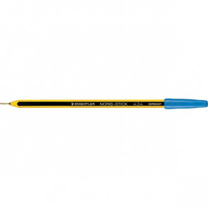 Penna a sfera Noris Stick Staedtler blu 1 mm 434 03 (conf.20)
