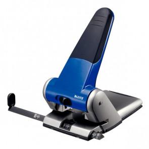 Perforatore Leitz 5180 per alti spessori Leitz blu 51800035