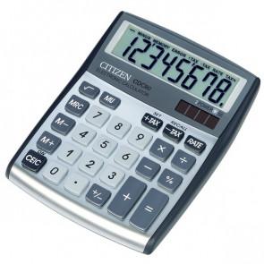 Calcolatrice solare CDC-80 Citizen argento CDC-80