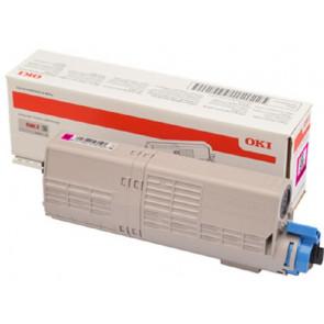 Originale Oki 46490606 Toner alta capacità 1 magenta