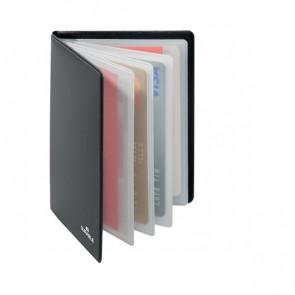 Libretto porta carte di credito e badge RFID SECURE Durable Nr. spazi 8 2309-58