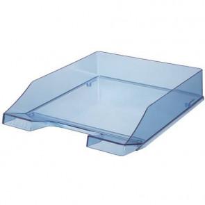 Vaschetta portacorrispondenza HAN trasparente blu 1026.26 (conf.6)
