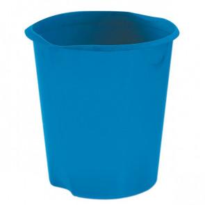 Cestino gettacarte Modula Leonardi blu E020BN