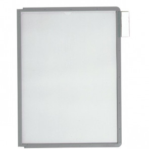 Pannelli Sherpa® Durable A4 grigio 5606-10 (conf.10)