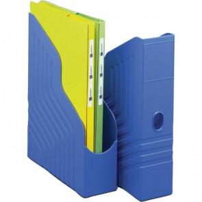 Portariviste Magazine Rack King Mec blu 00045004