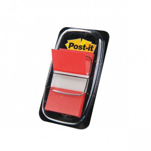 Post-it® Index 680 rosso 680-1
