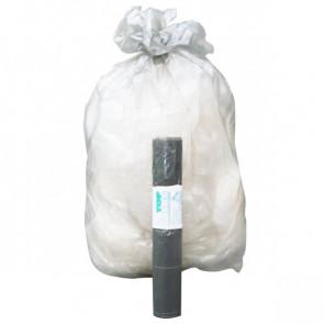 Sacchi per immondizia differenziata Cagliplast 50x60 cm 30 l 21 µm grigio 10062 (conf.20)