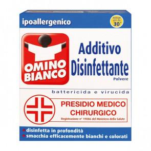 Omino bianco Additivo disinfettante lavatrice 500 g D1011