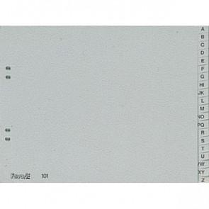 Divisori A-Z Separex in Naturene Elba 23x30,5 cm 07615503