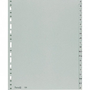 Divisori A-Z Separex in Naturene Elba 22x30 cm 07625003