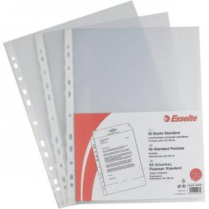 Buste a foratura universale Copy Safe Esselte Standard 21X29,7 cm (A4) -goffrata- 392513300 (conf.25)