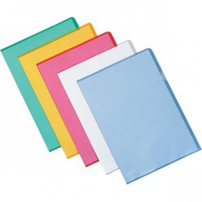 Buste a L Copy Safe Esselte Deluxe 22x30 cm PPL trasp. lucido 395084100 (conf.50)
