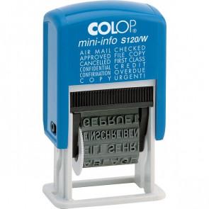 Polinomio autoinchiostrante S120/W Colop S120W