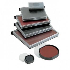 Cuscinetti di ricambio per timbri Printer Line New Colop nero per PR 40 E40.bls (conf.2)