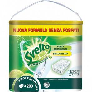 Svelto tablets per lavastoviglie 200 pastiglie 7510491
