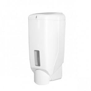 Distributore per sapone liquido a rabbocco QTS 11,4x10,2x25 cm 1200 ml IN- 3196/ELB