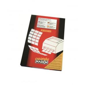 Etichette bianche multiuso Markin 210x297 mm - 1 etich/ff. - X210C503 (conf.100)