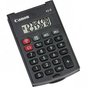 Calcolatrice tascabile AS-8 Canon AS-8