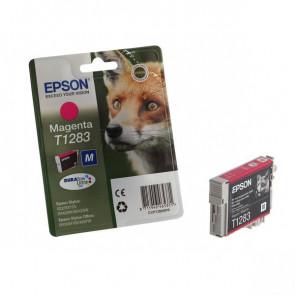 Originale Epson C13T12834011 Cartuccia inkjet ink pigment.blister RS Durab.Ult./Volpe-M T1283 magenta