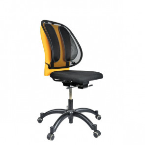 Supporto schiena in rete Office Suites Fellowes nero 9191301