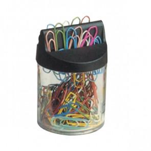 Fermagli colorati Leone Color Dell'Era Barattolo calamitato N 4 32 mm FXM4 (conf.60)